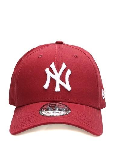 New Era Şapka Bordo